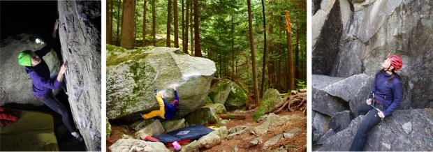 climbing Atom SL